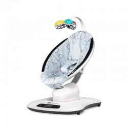 4moms mamaRoo 4.0 - Silver Plush
