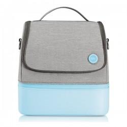 59s UVC LED Sterilizing Mommy Bag P14 (Micro USB) - Blue