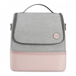 59s UVC LED Sterilizing Mommy Bag P14 (Micro USB) - Pink