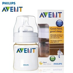 AVENT Classic PES Bottle 4 oz (125 ml)