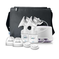 Avent Comfort Double Electric Breast Bump