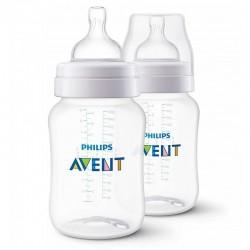 Avent Anti-Colic PP Feeding bottles - 9 oz  x 2 pcs