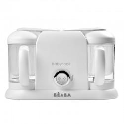 BEABA Babycook Duo - White / Silver