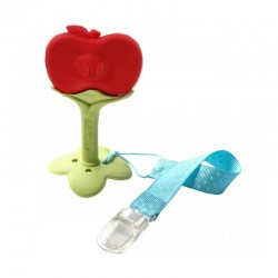 Ange apple Teether with holder