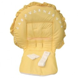 Aprica High Low bed & Chair Cover - Yellow