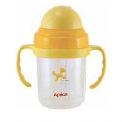 Aprica MugKiss Straw Cup
