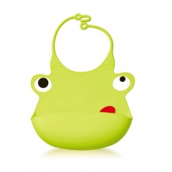 Babisil Silicone Bib - Green