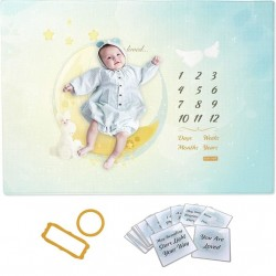 Baby Care Milestone Playmat Mat - Moon (CFEL-S08-014)