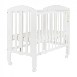 """Baby Star Easi Foldable Baby Cot , White - 38 x 23"""""""