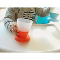 Babybjorn Baby Cup - Orange / Turquoise
