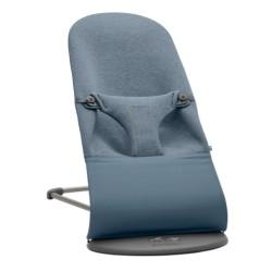 Babybjorn Bouncer Bliss 3D Jersey - Dove Blue