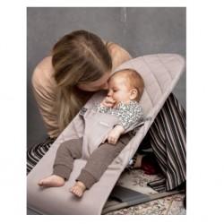 Babybjorn Bouncer Bliss Cotton - Sand Grey