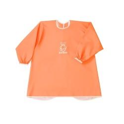 Babybjorn Long Sleeve Bib - Orange
