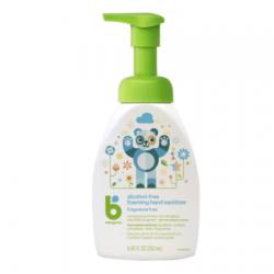 Babyganics Alcohol-Free Forming Hand Sanitizer Fragrance Free - 250ml