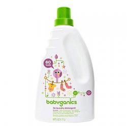 BabyGanics 3x Laundry Detergent  Lavender - 1.77L