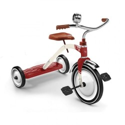 Baghera A Red Vintage tricycle