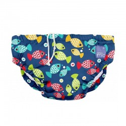 bambino Mio Swim Nappy - Aquarium (9-12 kg)