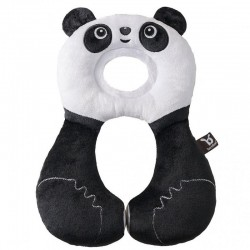 BenBat Travel Friends Headrest - Panda (1 - 4 years)