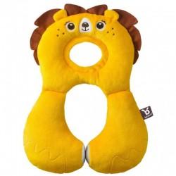 BenBat Travel Friends Headrest - Lion (1 - 4 years)