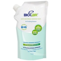 BioCair BC-65 Anti-Bacterial Disinfectant Air Purifying Solution 1L