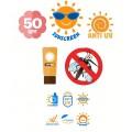 Sun Protect and Anti-bug