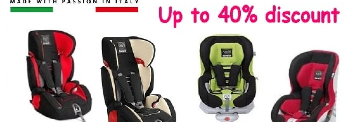 Brevi Car Seat Promotion