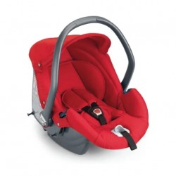 CAM Area Zero+ Safety Car Seat - Red