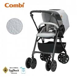 Combi Crossgo Auto 4 Cas Stroller - Grey