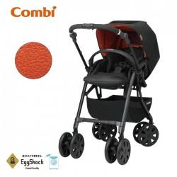 Combi Crossgo Auto 4 Cas Stroller - Black