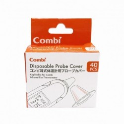 Combi Infrared Ear Themometer Disposable Probe Cover - 40 pcs