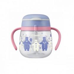 Combi Laku Leakproof Straw Cup-240 ml (PP)