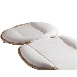 Comfi Premium Seat Pad with Organic Cotton Fabric