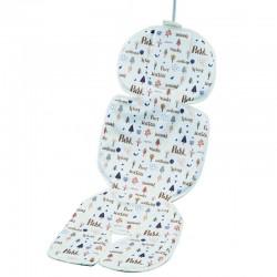 Comfi Cool n Dry Stroller Seat Pad - Tree
