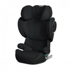 Cybex Solution Z-Fix Car Seat - Deep Black