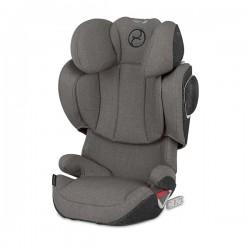 Cybex Solution Z Plus I-Fix Car Seat - Soho Grey