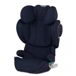 Cybex Solution Z Plus I-Fix Car Seat - Nautical Blue