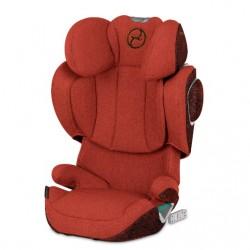 Cybex Solution Z Plus I-Fix Car Seat - Autumn Gold