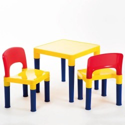 Baby Star x Delsun Table and Chair Set