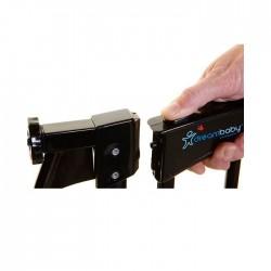 Dreambaby CHELSEA Auto-Close Security Gate, 71 - 82 cm -  Black