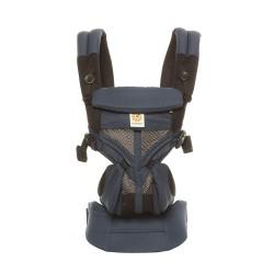 Ergobaby Omni 360 Cool Air Mesh Baby Carrier - Raven