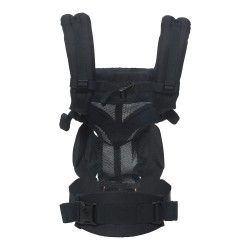 Ergobaby Omni 360 Cool Air Mesh Baby Carrier - Onyx Black