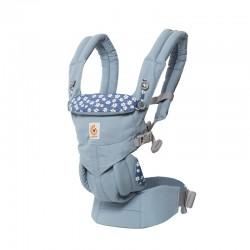 Ergobaby Omni 360 Baby Carrier - Blue Daisy