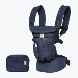 Ergobaby Omni 360 Cool Air Mesh Baby Carrier - Midnight Blue