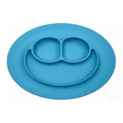 ezpz Mini MAT Plate & Placemat - Blue