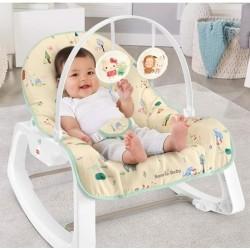 Fisher Price Sanrio Infant-to-Toddler Rocker (HBW26)