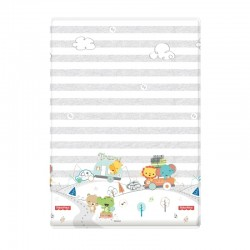 Fisher Price Baby Play Mat - Happy Time + Funny Funny (140 x 100 cm)
