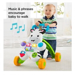 Fisher Price Learn with Me Zebra Walker (DKH80)