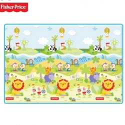 Fisher Price Single side Prime Living Mat  - Height Chart (130 x 200 cm)