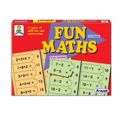 Frank Fun Maths Puzzle