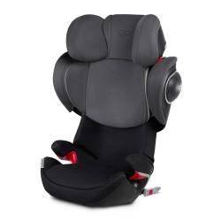 gb Platinum Elian-Fix Car Seat - Monument Black